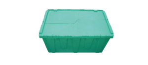 Plastic Crate Mold and part